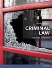 Criminal Law by Michael Jefferson (Paperback, 2015)