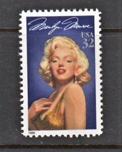 USA-Stamps-1995-Marilyn-Monroe-MNH-Complete-set
