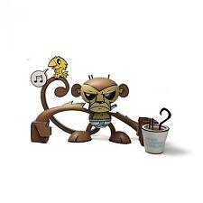 "JLED Joe Ledbetter Underwear Monkey Good Morning Sunshine Coffee 8"" vinyl figure"