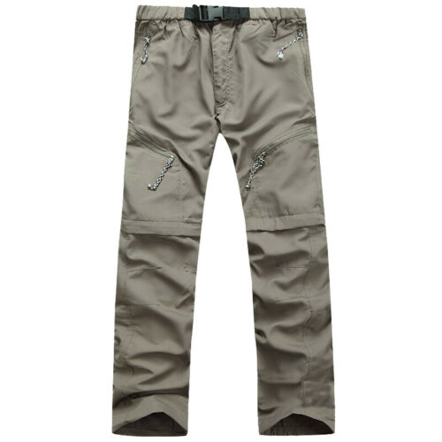 Mens Waterproof Outdoor Hiking Climbing Combat Trousers Tactical Fishing Pant