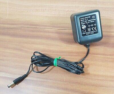 FleißIg Original Netzteil Yuyao Tl-12 Power Supply 12v 500ma 5,5mm Hohlstecker Ladegerät Weich Und Leicht