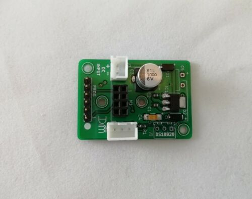 ESP8266 Temperature and Humidity PCB not included AM2301 and ESP-01