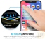 For-iPhone-11-Pro-X-XS-Max-XR-Privacy-Tempered-Glass-Anti-Spy-Screen-Protector thumbnail 3