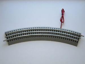 lionel 036 15 curv fastrack fast track wire terminal. Black Bedroom Furniture Sets. Home Design Ideas
