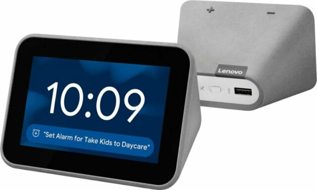 Lenovo Smart Clock - Google Assistant