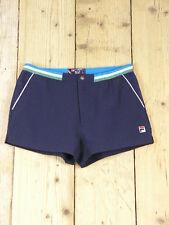Fila Vintage High Tide Shorts RRP£40 Tennis 80s Retro