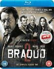 Braquo Series 2 Blu-ray Region B