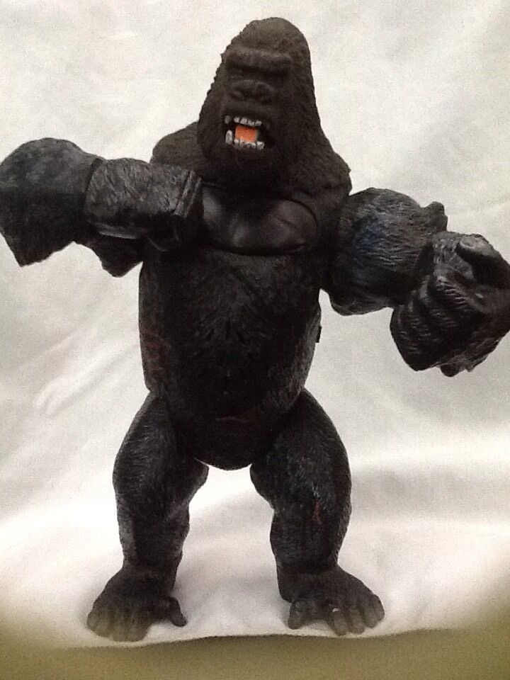 King kong action figure figure figure Universal Studios 2005 playmates toys numerato B5158 9f3468