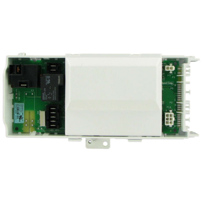 Whirlpool Laundry Dryer Main Control Board W10111621 For