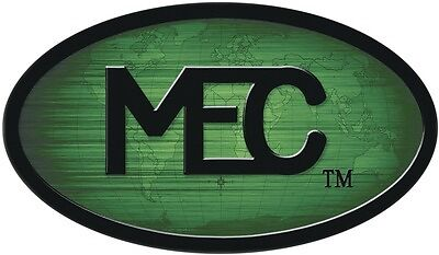 "New 3//8/"" I.d Hose mec Mer611-48 48/"" hose 3//8/""MPT x 1//2/"" Female Flare MBC# 42611"