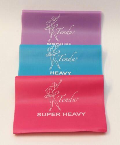 Tendu Exercise Bands- Super Heavy Medium SALE Heavy 20/% OFF