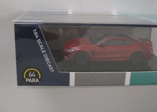 BMW M8 Coupe Motagi Red *** Paragon PARA64 ca 1:64 NEU+OVP