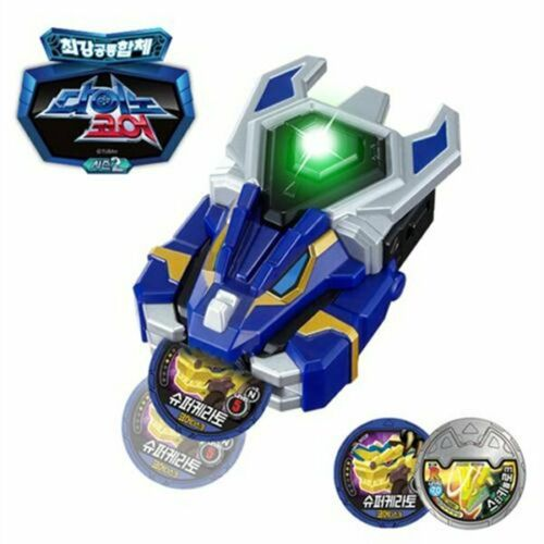 Dino Core Akan Tuner Wrist Band Animation Character Action Toy Game Sound