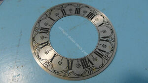 USED-REPLACEMENT-DIAL-OR-CHAPTER-RING-FOR-DUTCH-ZAANDAM-OR-ZAANSE-WALL-CLOCK
