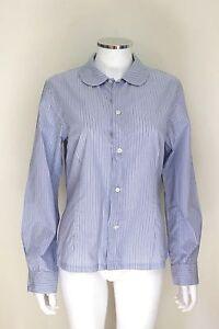 L Garcon a uomo Uk stampa blu 14 Camicia righe bianca 12 P0YHwwq