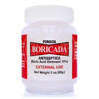 Boric Acid Ointment Antiseptic Cream Pomada Boricada Acido Borico Antiseptico