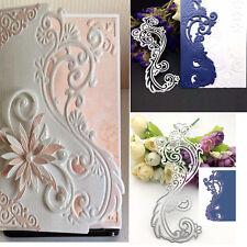 Spitze Grenze Metall Stanzformen Scrapbooking Präge Craft Home Hochzeit Decor