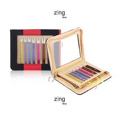 Knitter's Pride ::Zing Special Interchangeable Needle Set:: Sizes US 4-10