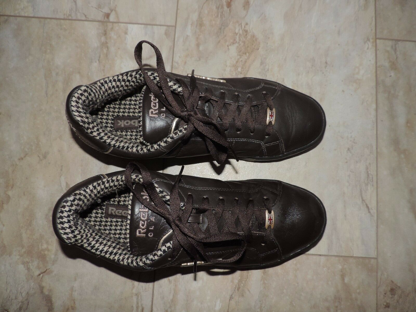 Reebok Classik Herren Schuhe Sneaker Sportschuhe, Gr.10 Eur. 44,5