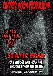 image is loading kmp static fear halloween tv or projection effects
