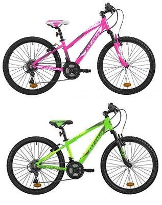 Bici Bicicletta Mtb Ragazzo A Bambino A Atala Race Comp 24 Boy Girl Ebay