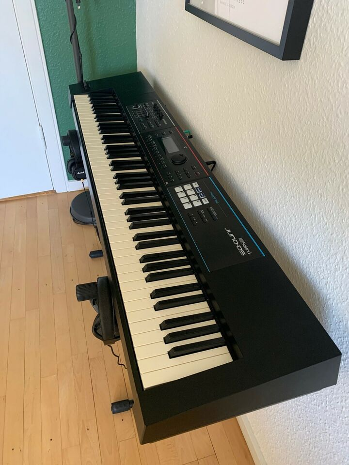 Synthesizer, Roland Juno DS