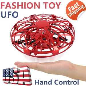 US-360-Mini-Drone-Smart-UFO-Aircraft-for-Kids-Flying-Toys-RC-Hand-Control-Gift