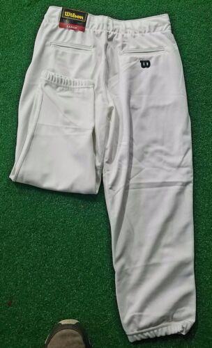 Wilson Softball pantalon blanc