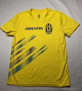 Juventus Soccer Jersey Shirt Adult Medium 70892 Yellow Ebay