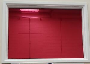 Mirror red privacy one way window tinting pro tint film for 1 way window tint