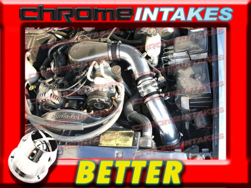 CF BLACK RED 96-05 CHEVY S10//ZR2//BLAZER//SONOMA//JIMMY 4.3L V6 COLD AIR INTAKE 3.5