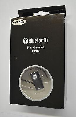 Fili Leggero Auricolare Universale Nuovo Quikcell Ultra Piccolo Bluetooth senza 8wnHAx