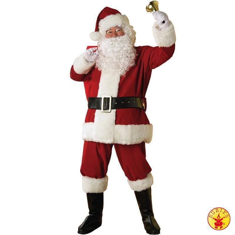 Weihnachtsmann deluxe Set Kostüm Nikolaus Nikolaus Nikolaus  Rubies 2 2371 brandtoys | Kaufen Sie online  8ba4cf