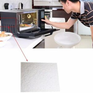 Image Is Loading Mica Plate Sheets Microwave Oven Replace Part 120x130mm