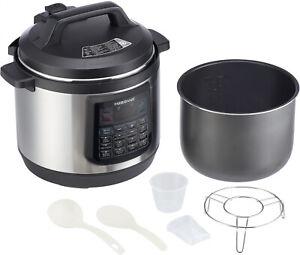 Countertop-Digital-Pressure-Cooker-Programmable-8-Qt-Stainless-Steel-Cooking-Pot
