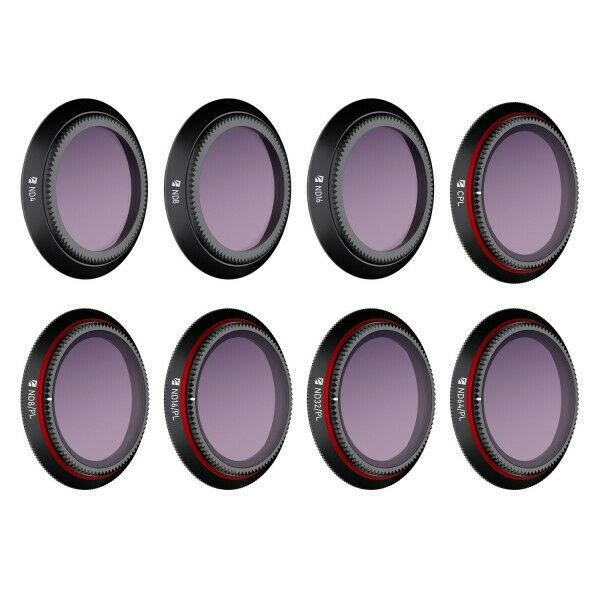 Freewell All Day 8 Pack Filters For The Autel Evo II 8K