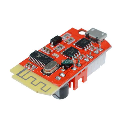 Dual Plate 3W 3.7-5V Amplifier Board DIY Bluetooth Speaker Modification Module