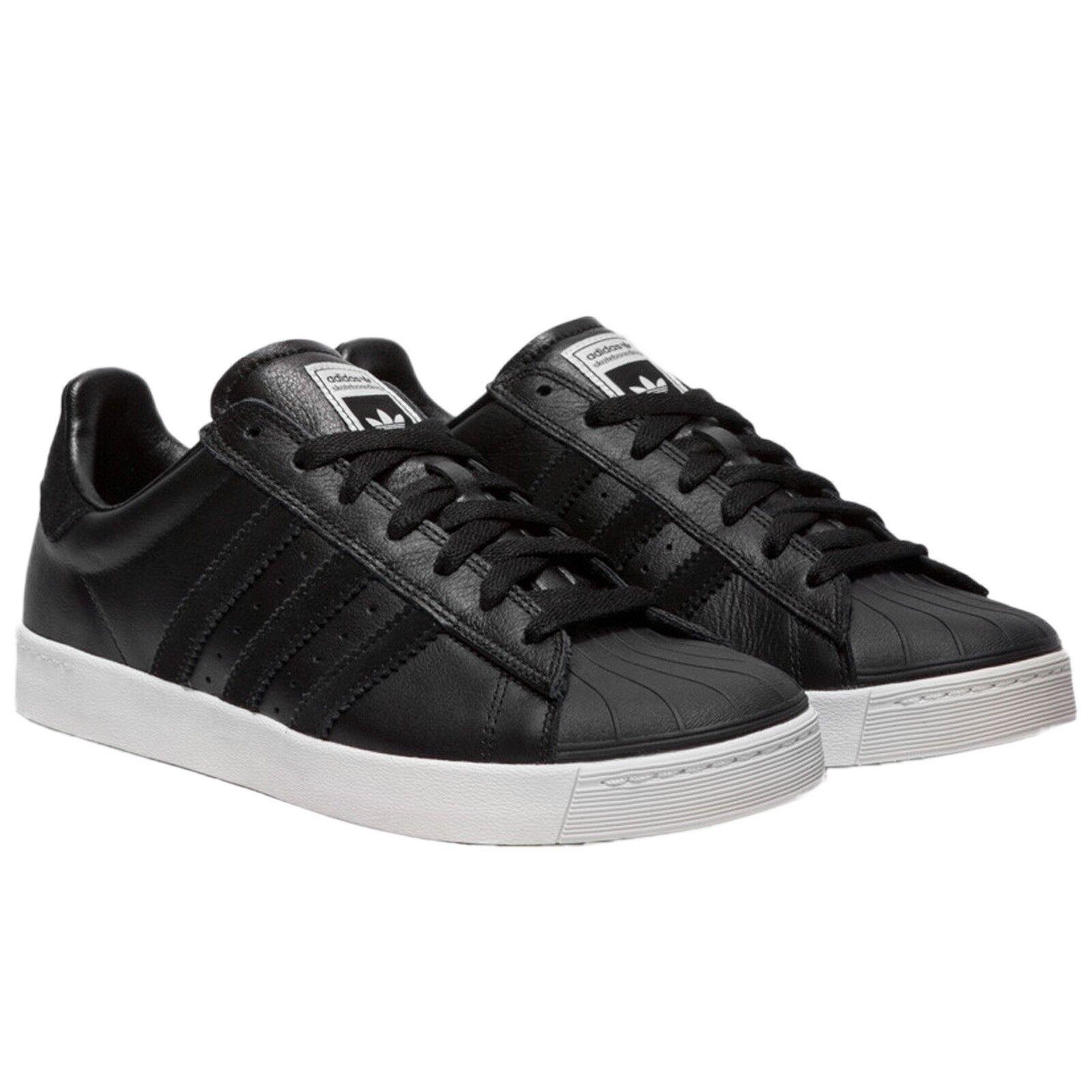 adidas scarpe originals superstar vulc adv scarpe adidas sneaker pelle nero classici 8ffdda