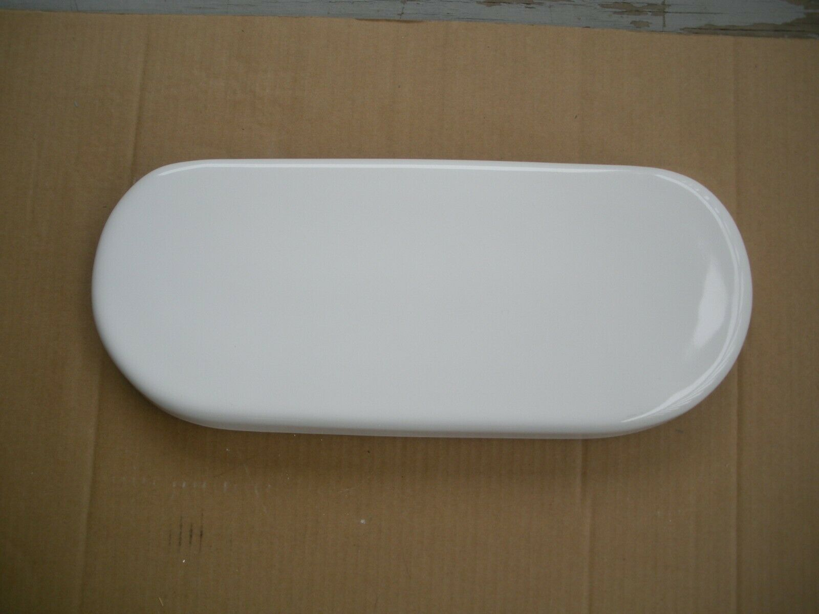Magnificent Kohler Toilet Tank Lid Top Cover K4580 One Piece 15 3 8 X 6 3 8 White Bralicious Painted Fabric Chair Ideas Braliciousco