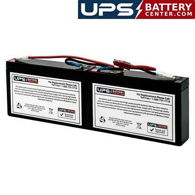 APC Smart-UPS XL 3000 SUA3000XL Compatible Replacement Battery Kit with Harness