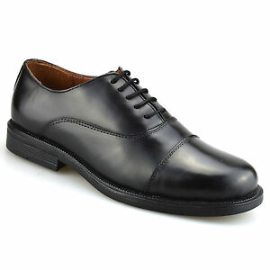 Mens-Leather-Smart-Casual-Lace-Up-Work-Office-Formal-Oxford-Toe-Cap-Shoes-Size