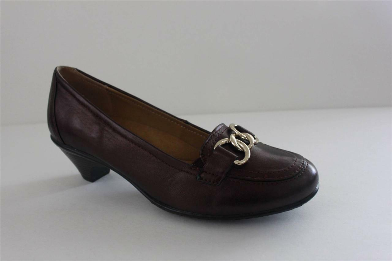 Softspots Shay Damenschuhe Schuhe Loafer Pump Heel Schuhes Größe 7.5 M Eur 38.5 NIB