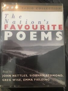 THE-NATION-039-S-FAVOURITE-POEMS-AUDIO-BOOKS-TALKING-BOOKS-2-CASSETTES