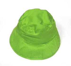 Ladies-Bucket-Hat-Lime-Green-One-Size-Fits-All
