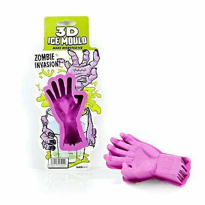 Suck UK - Ice Tray - Chocolate Mould Zombie Dead Hand