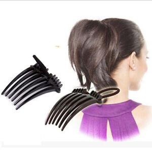 Sale Inserts Clip 2pcs Fashion Volume Hair Clip Hair Comb Bouffant