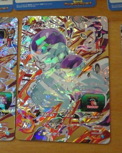 DRAGON BALL Z DBZ DBS HEROES CARD PRISM HOLO CARTE UM2-FCP4 CP SR DBH JAPAN MINT
