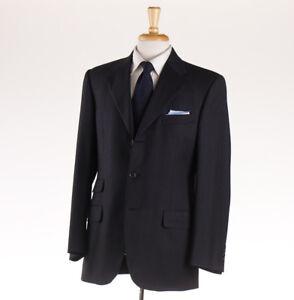 New-1995-BELVEST-Charcoal-Gray-Silk-Wool-Linen-Blazer-40-R-Sport-Coat