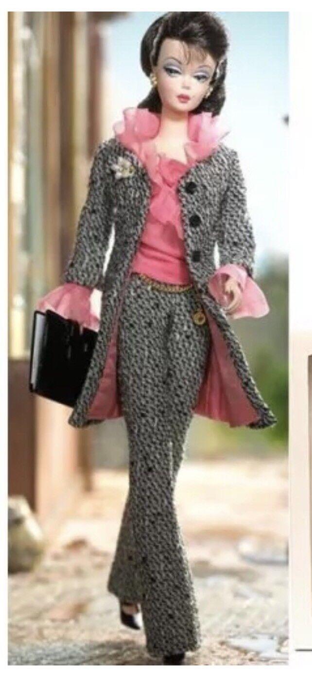 Modelo de un modelo de moda Barbie vida Giftset (colección) (Edición Limitada) (Nuevo)