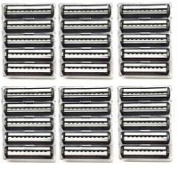 Atra Plus Generic Blades Bulk Packaging - 30 Cartridges Fits Gillette Razor